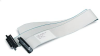 R6868 Low-Cost, Unshielded Ribbon Cable, 0.25 m -- 182482-0R25