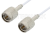 75 Ohm TNC Male to 75 Ohm TNC Male Cable 72 Inch Length Using 75 Ohm RG187 Coax -- PE35364-72 -Image