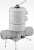 PFA Diaphragm Valves -- GEMU® C60