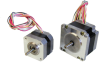 Hybrid Stepper Motors (inch) -- S9111M-S13 -- View Larger Image