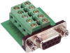 DB9 FEMALE CONNECTOR FOR FIELD TERMINATION -- 70126134