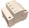 AC Surge Protector SPD I2R-T240 DIN-Rail 230 Vac 3-Phase Wye + CM MOV, GDT 40 kA, IEC 61643-11 Class II, CE, RoHS -- I2R-T240-4PG230 -Image