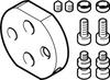 Adapter kit -- DHAA-G-Q11-12-B1-6 -Image