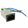 Power Entry Connectors - Inlets, Outlets, Modules -- 1144-1253-ND -Image