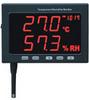Jumbo LED display temperature/humidity datalogger -- GO-30005-20