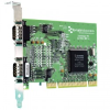 2 Port RS232 PCI Serial Card with 1 Mega-Baud data rate -- UC-302 -- View Larger Image