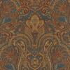 Allover Paisley Fabric -- R-Chelsea - Image
