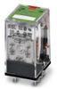 Single relay - REL-IR/L-24AC/2X21 - 2834054 -- 2834054
