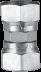Stainless Steel Coupling -- 4SN - 4SN
