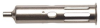 Weller Hot Air Tip WHC54 - Hot Air Tip - 0.062 in Tip Width -- 037103-47755