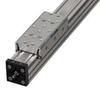 MXE Solid Bearing Rodless Screw Drive -- MXE25S