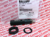 BALLUFF BOS 18KF-NA-1QD-S4-C ( (BOS00J7) PHOTOELECTRIC SENSOR, LIGHT EMITTER=LED, CONNECTION TYPE=CONNECTOR, SWITCHING OUTPUT=NPN NORMALLY CLOSED (NC);NPN NORMALLY OPEN (NO) (PINS 4-2), RANGE MAX.=... -Image