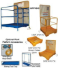 OPTIONAL WORK PLATFORM ACCESSORIES -- HWP-TT36