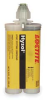 Acrylic Adhesive,2-Part,50mL,Yellow -- 2LTE4