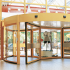 Large-diameter Automatic Revolving Doors -- KTC Series