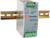 Single Output Industrial DIN Rail Power Supply -- DR-UPS40 Series 40 Watt - Image
