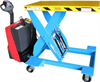 LPT-MGV Self Propelled Lift Table -- LPT-MGV-48