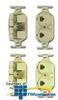 Allen Tel Flush Mount Duplex IDC Jacks -- AT106 - Image