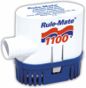 Rule-Mate® 1100 Automatic Bilge Pump -- CWR-31510