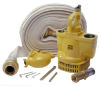 DIP 65: Pneumatic centrifugal pump, max head 59 m (194 ft). Kit -- 1695772