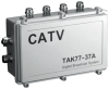 IP67 EMC Shielded Diecast Aluminum Box -- HQ Series - Image