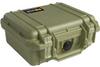 Pelican 1200 Case - No Foam - Olive Drab | SPECIAL PRICE IN CART -- PEL-1200-001-130 -Image