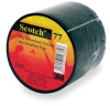 Electrical Tape,Black,20 Ft L,1 1/2 In W -- 1GAA4