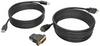HDMI/DVI/USB KVM Cable Kit, 10 ft. -- P782-010-DH - Image