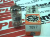 GENERAL ELECTRIC 7GV7 ( VACUUM TUBE 9PIN MALE ) -- View Larger Image
