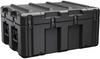 Pelican AL3424-1205 Single Lid Trunk Shipping Case - No Foam - Black -- PEL-AL3424-1205-RP-032 - Image