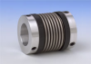 Zero Backlash Miniature Metal Bellows Couplings -- MK1
