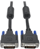 DVI-I Dual-Link Digital/Analog Monitor Cable (M/M), 2560 x 1600 (1080p), 10 ft. -- P560-010-DLI - Image