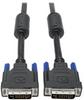 DVI-I Dual-Link Digital/Analog Monitor Cable (M/M), 2560 x 1600 (1080p), 10 ft. -- P560-010-DLI -- View Larger Image