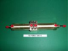 Pneumatic and Hydraulic Back to Back Bore Cylinder -- TTC-1100