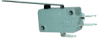 MICRO SWITCH V15 Series Standard Basic Switch, 16 A, long straight lever, 4,80 mm x 0,50 mm quick connect terminals, SPST-NO, 400 gf [3,92 N] -- V15H16-EP400A03-K -Image