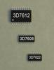 Monolithic 12-Bit Programmable Pulse Generator -- 3D7612 - Image