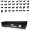 16 Camera Infrared Package with DVR