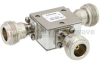 High Power Circulator N Female With 20 dB Isolation From 7 GHz to 12.4 GHz Rated to 50 Watts -- FMCR1009 -Image