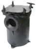 PumpStrainer,3 In,Cast Iron,Fits 5PXD0-1 -- 5PXF3