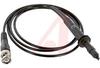Probe, Oscilloscope; 1.2 m; 10:1; 60 MHz; 300 Vmax; 10 Megohms; 10.5 pF (Max.) -- 70197827