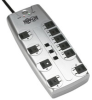 10 Outlet, 8ft Cord, 2395 Joules, Tel/modem Protection - Protect It! Surge Suppressor -- TLP1008TEL