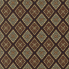 Diamond Coordinate Fabric -- R-Umass