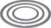 Spirolox Metric Aerospace Retaining Ring -- EH-11