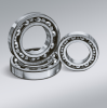 Deep Groove Ball Bearings - 63300 Series -- Model 63305 DDU