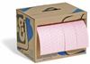 PIG Rip-&-Fit HazMat Mat Roll in Dispenser Box -- MAT342