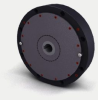 Electro Magnetic Particle Brake -- FAT 120 - Image