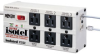 6-Outlet Isobar Surge Protector with 6-ft Cord and 2-Line Tel/Modem Protection -- ISOTEL6ULTRA