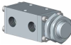 Button Operated Spring Return Spool Valves -Image