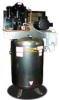 B51V84 5 HP Air Compressor, 80 Gallon Vertical Tank -- COMB51V84