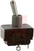 Switch, BAT LEVER, DPST, ON-NONE-OFF, Solder LUG TerminalS -- 70155764 - Image